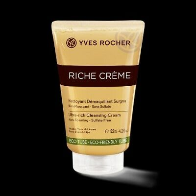 Crema detergente ultra-nutriente 125 ml - Yves Rocher -