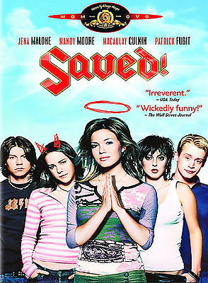 Saved (DVD 2009) Mandy Moore Comedy