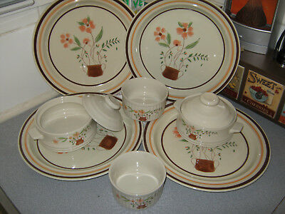 Vintage Countryside Stoneware Collection