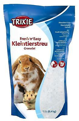 Fresh'n'Easy Silicate Litter Neutralises Odours Antibacterial Small Animals 1L