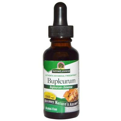 Bupleurum 1000 mg Nature's Answer 30 ml Super Concentrated Liver Detox