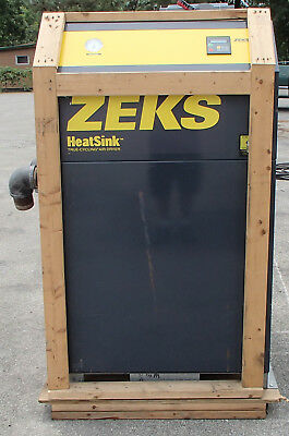 Zeks Heatsink Tru-Cycling Air Dryer 500HSFA400 S#279522 R404A 60HZ 3.5hp New?