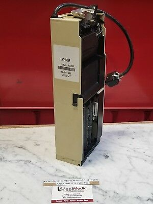 Mars TRC-6000 Snack Soda machine coin mech acceptor changer