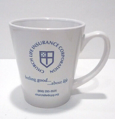 Church Life Insurance Corporation Mug Cup Episcopal Church Free Shipping