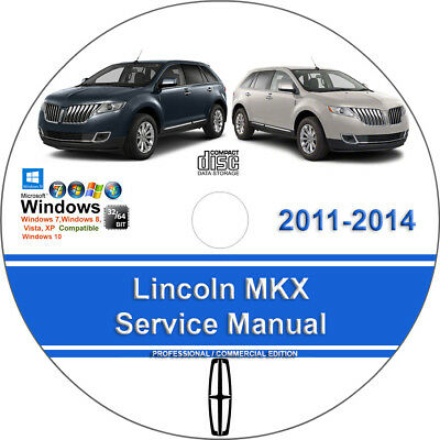 2013 lincoln mkz repair manual