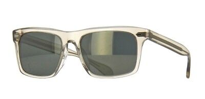 48bdce4bb9 Oliver Peoples BRODSKY OV 5322SU Shroom g-15 Goldtone Vfx Polarized  Sunglasses