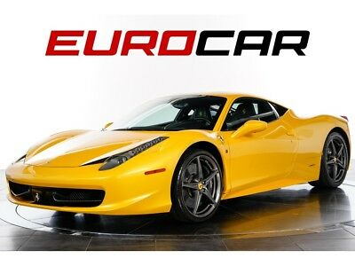 458 Italia 2012 Ferrari 458 Italia carbon fiber loaded - OVER 35 FERRARIS IN STOCK!