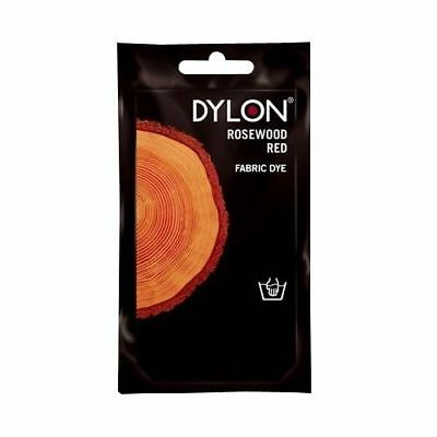 Dylon Fabric Hand Dye ROSEWOOD RED