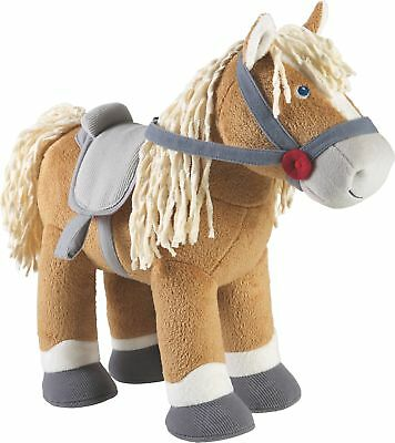 300834 Horse Leopold Doll