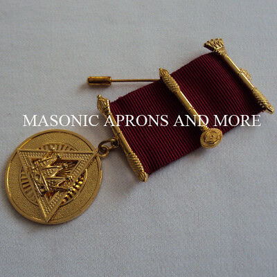 Masonic Regalia-Royal Arch Past Principals Breast jewel