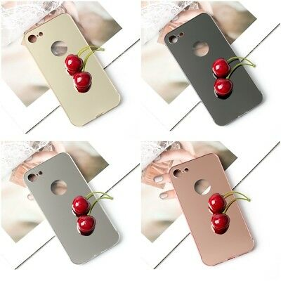 Muti-color Hard Back Shockproof Cover Thin Phone Case For iPhone 8/7/6
