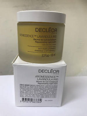 Decleor Aromessence Lavandula Iris Rejuvenating Night Balm 100ml Salon #da