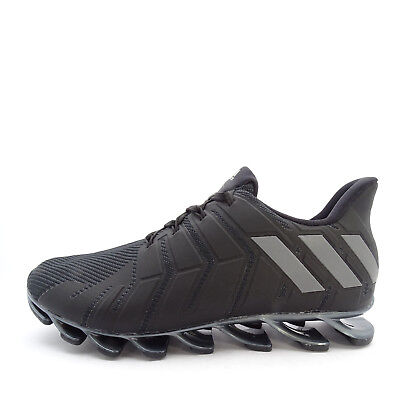 ba3931c52342 ADIDAS SPRINGBLADE PRO M  B42598  Men Running Shoes Black Iron Metallic-Grey  -  213.95