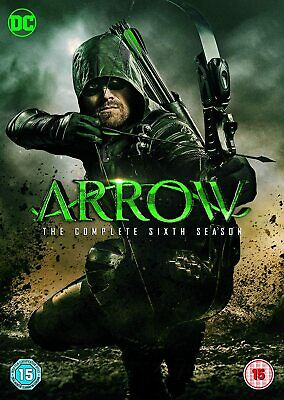 Arrow: Season 6 [2018] (DVD)