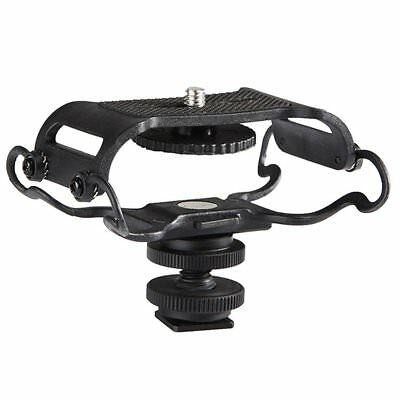 3X(BOYA BY-C10 Universal phone and Portable Recorder Shock Mount - Fits the T3R2
