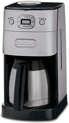 Cuisinart Coffee Maker - Grind & Brew Thermal 10 Cup Automatic