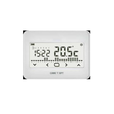 845Aa 0010 Bpt Cronotermostato Wh Th550 Touch Screen