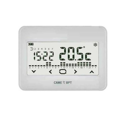 845Aa 0060 Bpt Wh Crontotermostato Wi Fi Th550 Touch