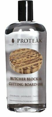 Teakhaus by Proteak Butcher Block and Cutting Board Oil
