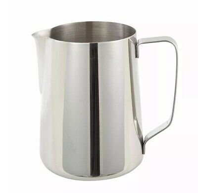 Gaggia Stainless Steel Frothing Pitcher 12 oz