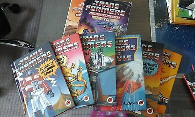 Transformers Book Colletion Ladybird Stories Complete Works Volume 2