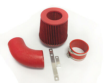 Red Air Intake System Kit/&Filter For 1997-2005 Buick Park Avenue 3.8L V6