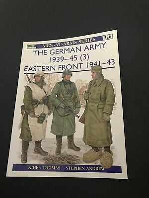 Osprey Men At Arms Series- The German Army 1939-45 (3) Eastern Front 1941-43