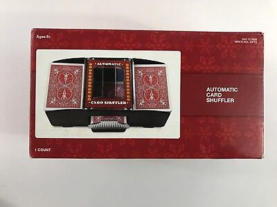 Automatic Card Shuffler from Target 2010