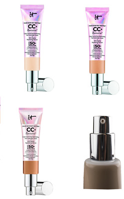 IT COSMETICS | Your Skin But Better CC Cream ILLUMINATION Foundation PICK SHADE
