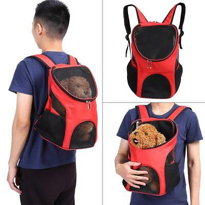 Pet Carrier Backpack Comfort Mesh Pup Pack Breathable Great for Travel Hiking