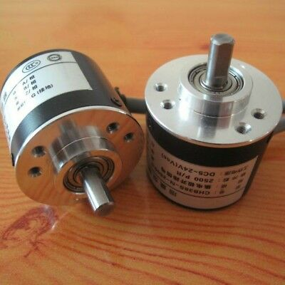 100-1024 pulse Photoelectric Rotary Encoder AB Two Phases with alloy coupling