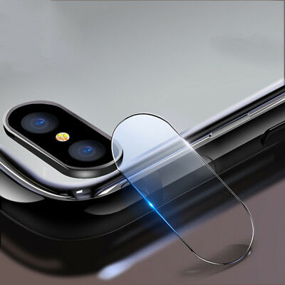 2Pcs Tempered Glass Clear Lens Protector Rear Lens Guard Film for iPhone 7/8 AO