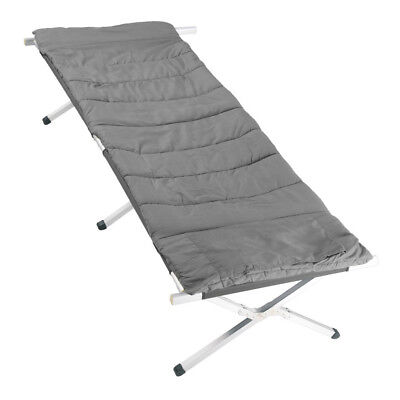 Grand Canyon Camping Bed Cover M grey 2018 Betten grau