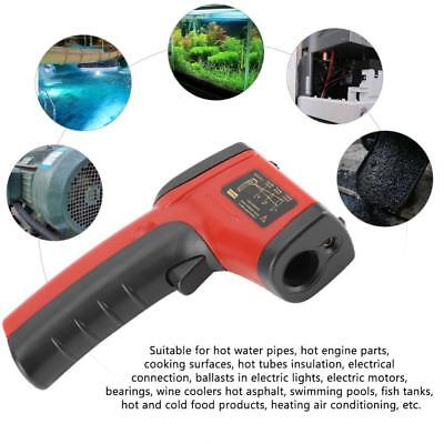 Digital LCD Temp Meter Gun IR Non-contact Infrared Thermometer Laser Temperature