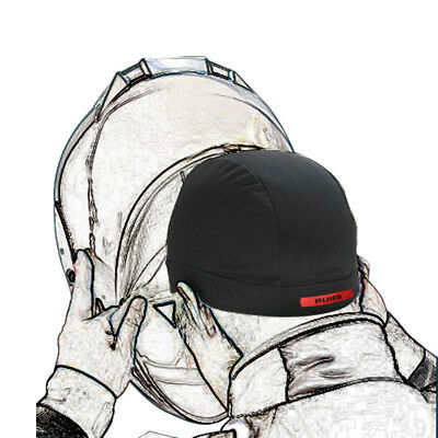 Motorcycle Bicycle Summer Breathable Headgear for Helmet Sweat Quick Dry Coolmax