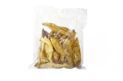 250g Lamb Ears Natural Hypoallergenic Dog Treat Chew Low Fat/Odour 15-20 Ears