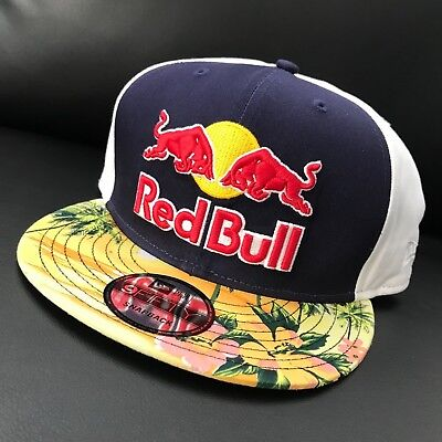 c536f2b98a0 RED BULL Athlete Only Hat - Very Rare - 2018 - Hawaii Snapback ...