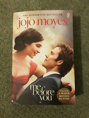 Me Before You novel by Jo Jo Moyes