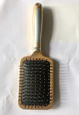 Paddle Brush Large Detangling Styling Hairbrush All Hair Types # HBR117GOL