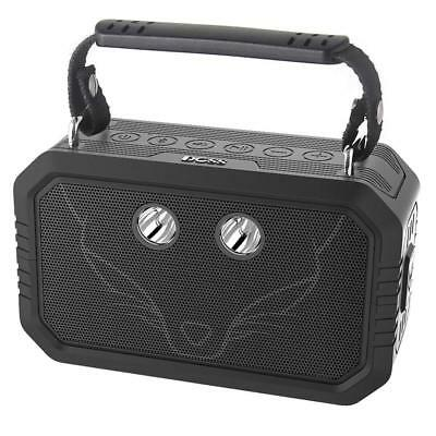 DOSS Wireless Portable Bluetooth Speakers with Waterproof IPX6, 20W Stereo Sound