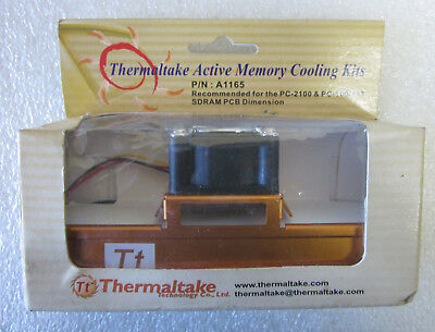 ThermalTake Active Memory Cooling Kit   Parts Number: A1165