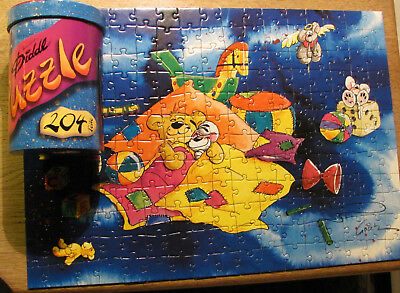Diddl Diddlina Puzzle  - 204 Teile - Komplett