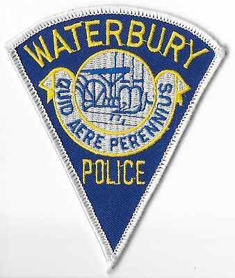 Waterbury Police Department, Connecticut Shoulder Patch