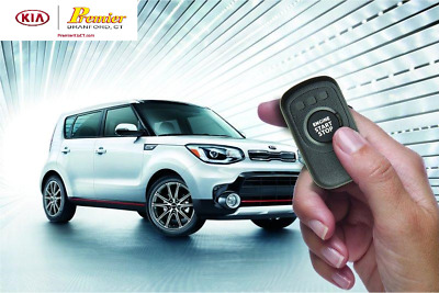 2014-Current Kia Soul Remote Start (Push Button Start)   B2F60 Aq700