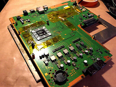 SONY PS4 BLUE Light of Death APU Reballing BLOD Repair Service -