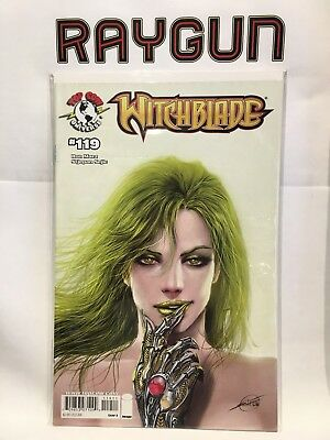 Witchblade #119 NM- 1st Print Top Cow Comics