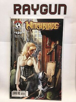 Witchblade #120 NM- 1st Print Top Cow Comics