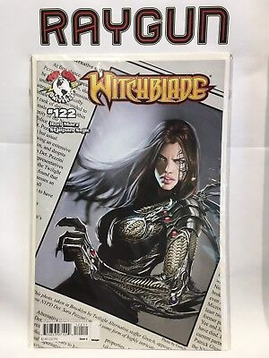 Witchblade #122 NM- 1st Print Top Cow Comics