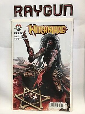 Witchblade #123 NM- 1st Print Top Cow Comics