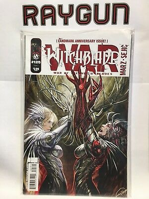 Witchblade #125 NM- 1st Print Top Cow Comics